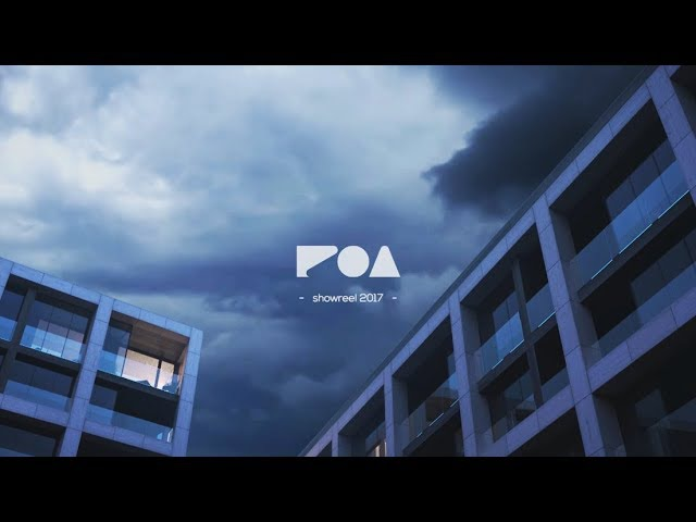 ZOA 2017 Animation Showreel