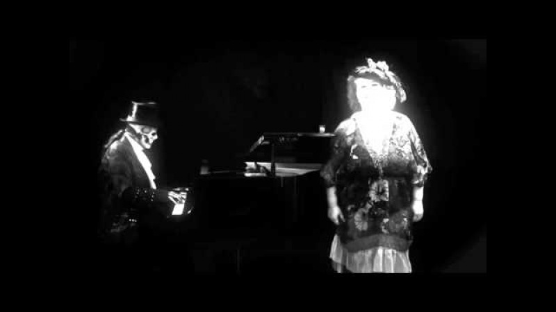 Professor Bones with Gloria (living doll) - GIMME A PIGFOOT (B.Smith)