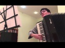 Monogatari Series: Second Season - Kogarashi Sentiment | Accordion Cover