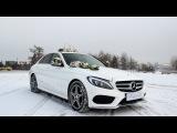 Свадебные автомобили в Челябинске. Свадебные кортежи. New Mercedes Benz C klass.  Kortezh74.ru