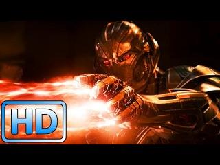 Железный человек, Тор и Кэп против Альтрона, Ртути и Алой ведьмы / Мстители: Эра А ...