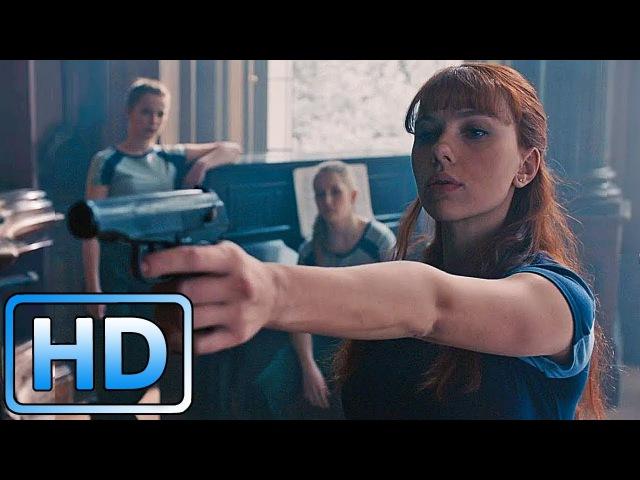 Видения Тора, Чёрной вдовы и Капитана Америки / Мстители: Эра Альтрона (2015)