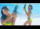 NS Yoon G NS and Jaekyung _ HOT SUMMER Swimwear for 'Barrel' [화보촬영 NS 윤지 재경]