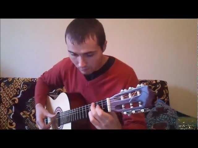 Последний бой (аранжировка для гитары).