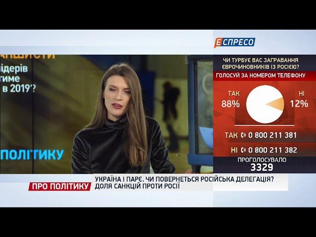 Про політику Україна і ПАРЄ Чи повернеться російська делегація