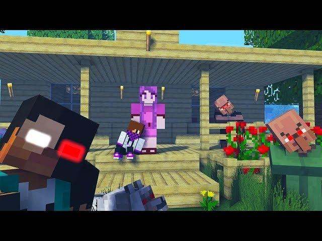 Herobrine Life 9 - Minecraft Animations
