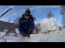 На набережной Петрозаводска началось создание скульптур