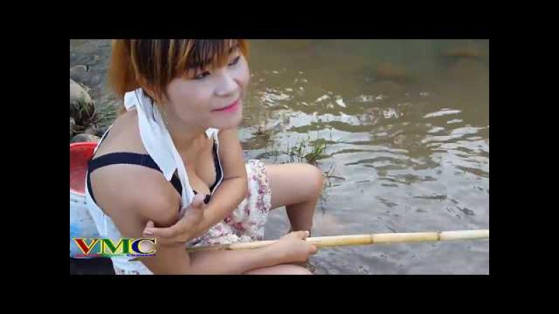 Cô gái xinh đẹp đi bắt cá - Cuộc sống quê tôi P6 | Variety Music Channel