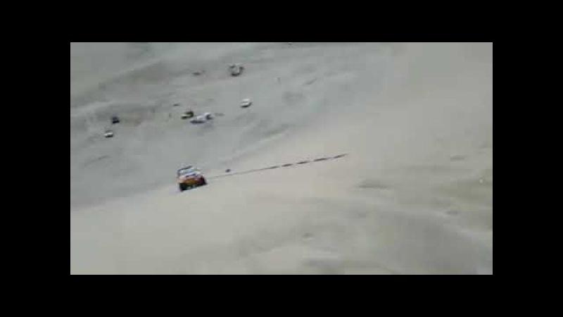 4 CAMIONES 8 CAMIONETAS pasaron la noche en un cenicero 3 etapa DAKAR 2018