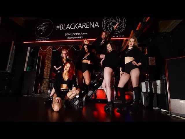 FEMALE DANCEHALL | JAFRASS - BAD SUH | iceproject | DHQ DAHA ICE CREAM