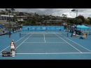 Hives Zoe v Kostyuk Marta - 2018 ITF Burnie