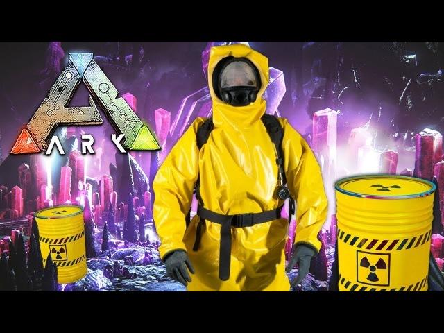 ARK Survival Evolved - РАДИОАКТИВНАЯ ЗОНА!! (ARK Ragnarok Aberration)