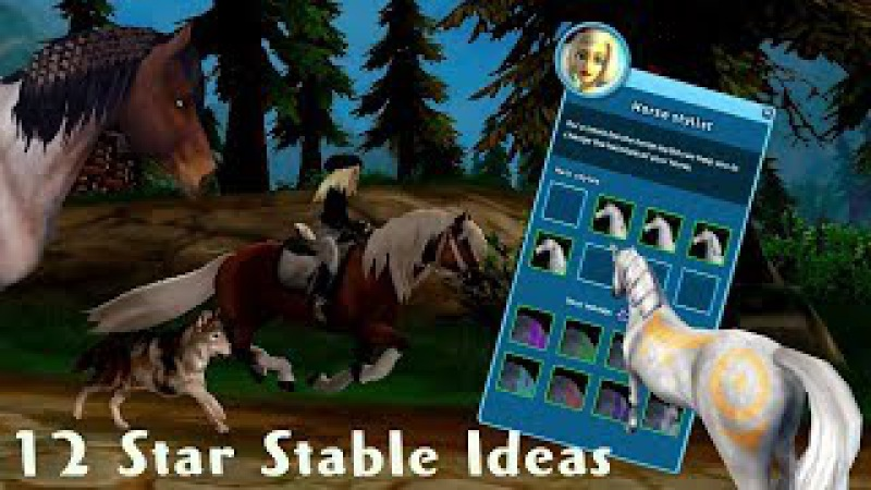 12 Star Stable Ideas || JSV Productions