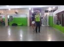 Rafael Wilker e Diandra - Morena não se vá (Element 1) slow motion 50%25%