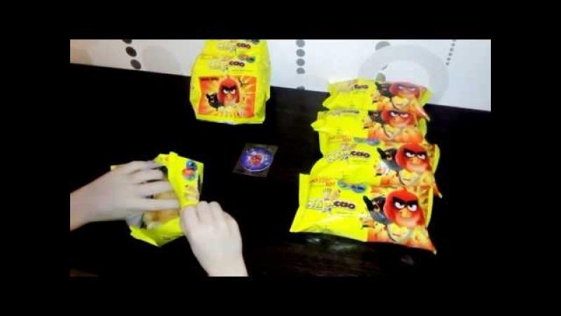 открываем Chipicao с фишкам Angry Birds в кино