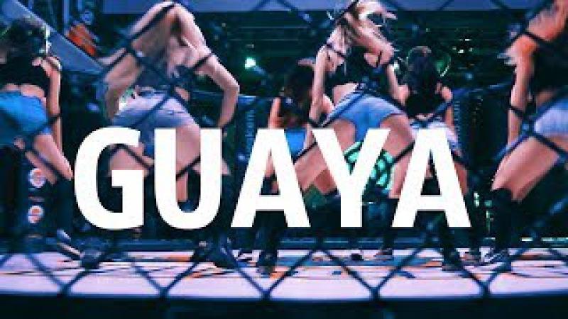 Eva Simons GuayaMajor Lazer Front of the Line DANCEHALL CHOREO BY JUDANCE GIRLS