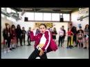 Nassi – Pas Fatigué | DANCE PERFORMANCE des enfants devant Nassi