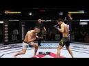 JFL 4 FEATHERWEIGHT Renan Barao Kesuapro vs Ricardo Lamas sergk54rus