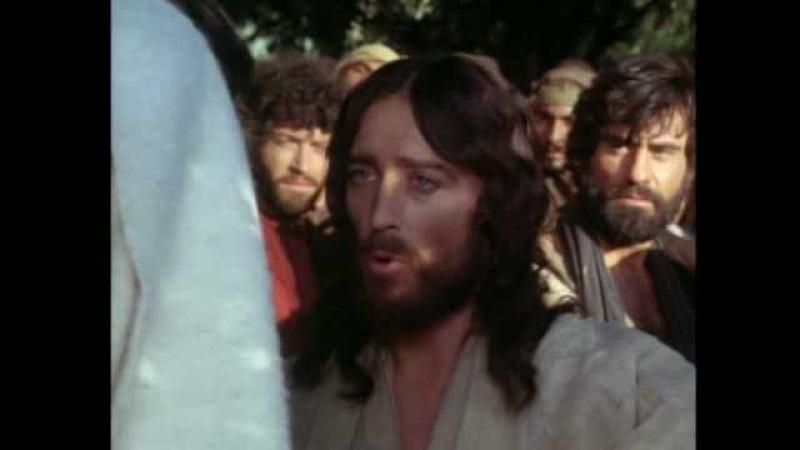 Иисус из Назарета. Нельзя служить Богу и Маммоне