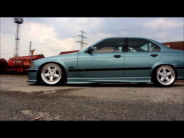 BMW 323i M-Paket AC Schnitzer Wheels