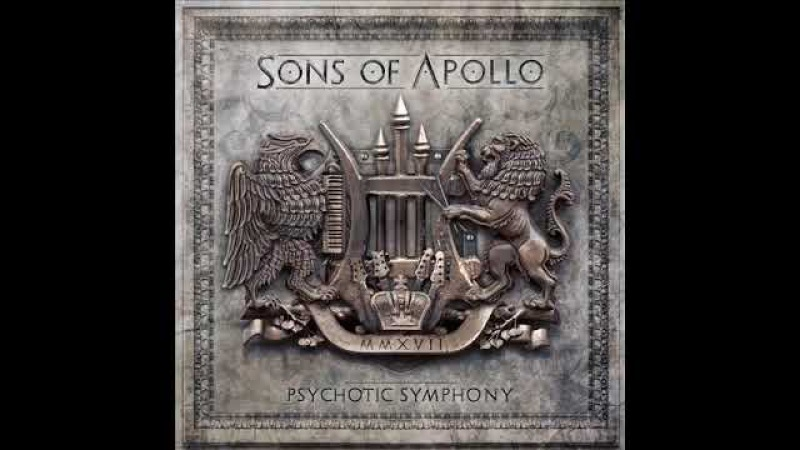 Sons of Apollo - PSYCHOTIC SYMPHONY Album Review