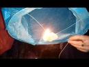 Запуск небесных фонариков Пульс Краины для ОО Нежность