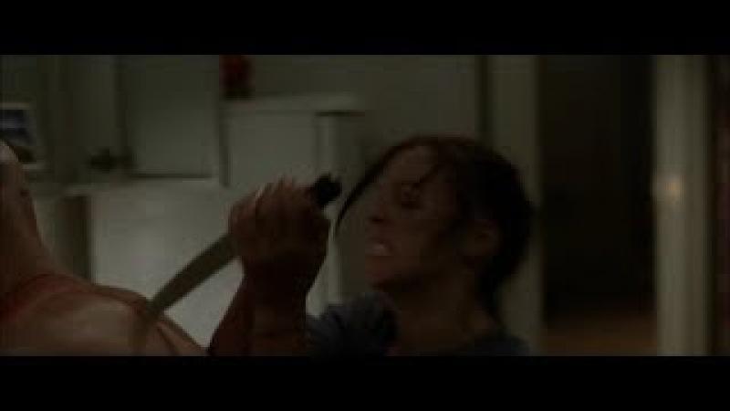 Охотники за головами. Женщина с ножом