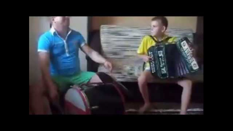 Максим Романюк Наигрыши (юный виртуоз)