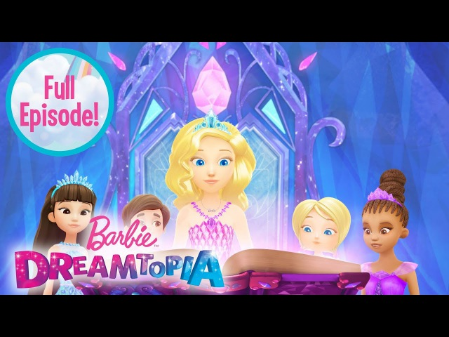 The Damaged Spellbook | Barbie Dreamtopia: The Series | Episode 12