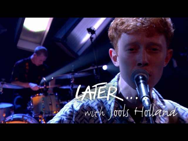 King Krule - Dum Surfer - Later… with Jools Holland - BBC Two