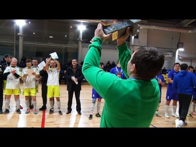 ФК Левків переможець Другої ліги у Чемпіонаті Житомира з футзалу
