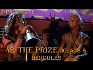 Фрагмент из 42. The Prize: Iolaus & Hercules performance
