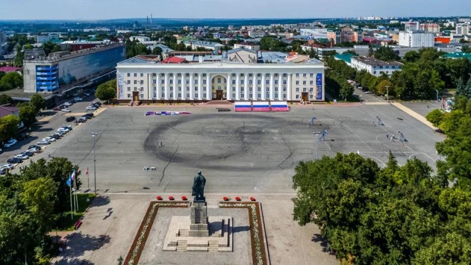 Руки прочь от площади Ленина в Ульяновске!