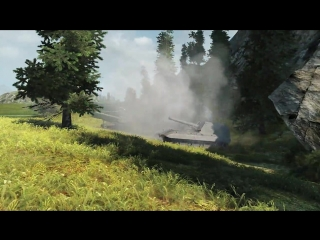 World of Tanks - в бой!