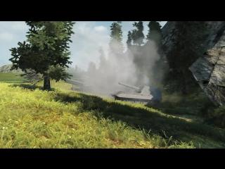 World of Tanks - в бой!