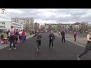 """Оборонно-спортивная игра """"Зарница"""" прошла в Тосненском районе на кануне 9 мая"""