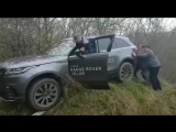 Drivers Error - Car Error?❓ Range Rover Velar