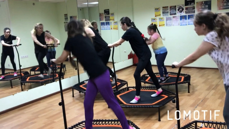 ДЕТСКИЙ JUMPING студия танца X-Revolution