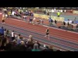 Столетний дедуля Орвилл Роджерс на чемпионате США по легкой атлетике поставил рекорд страны в забеге на 60 метров