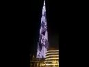 Башня Бурдж-Халифа Дубаи ОАЭ