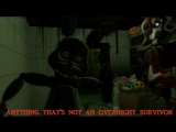 SFMFNAFMusic - Five Nights At Freddy's 3 Rap -