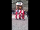 танец дед мороза
