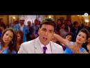 красивый танец и песня в исполнении акшая кумара и говинды из индийского фильма - солдат