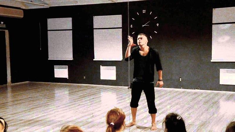Choreography Pasha - 2309 Я отпускаю тебя