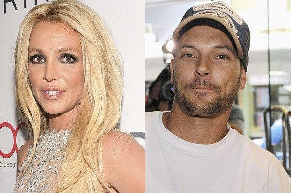 Бритни Спирс возмущена требованием Кевина Федерлайна увеличить сумму алиментов на детей