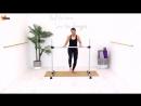 Ballet Barre Workout Lower Body Barre