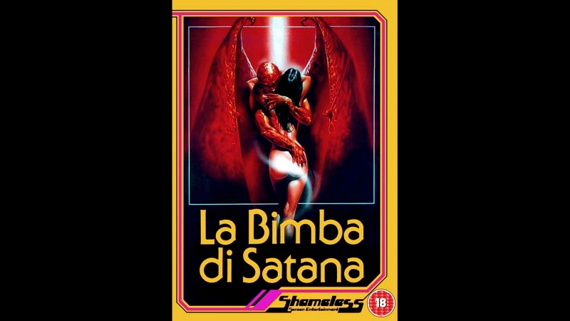 Девушка для сатаны \ La bimba di Satana (1982) Италия