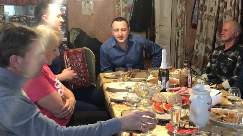 подарок к моему дню рождения всем близким от меня и моего дорого друга, золотого гармониста Ивана Разумова черная смородина