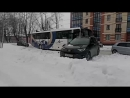 Автобус АЦБК - МАN - ШИНЫ МИШЕЛИН ФЛОРБОЛ FLOORBALL IFF