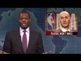 «Saturday Night Live» высмеяла Адама Сильвера